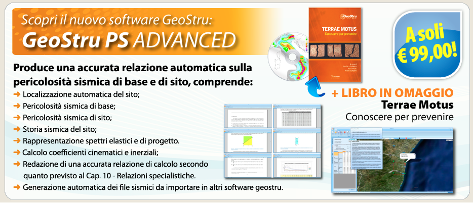 GeoStru PS Advanced